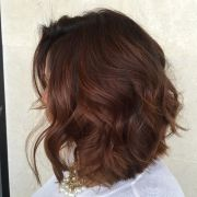 brilliant chestnut hair color