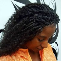 35 Micro Braids Hairstyles for African American Women