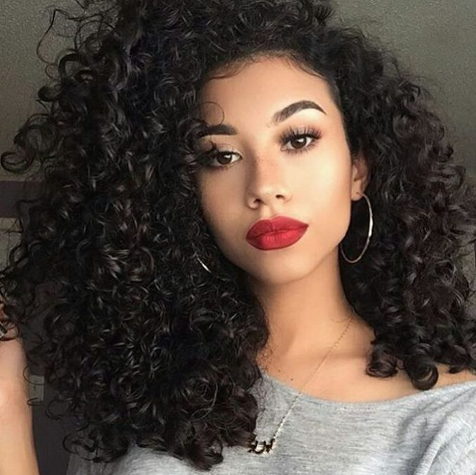 Image Result For Hairstyles For Black Permed Hair