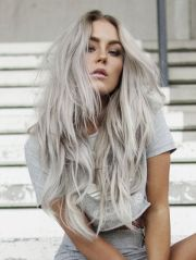 silver hair dye 30 gorgeous