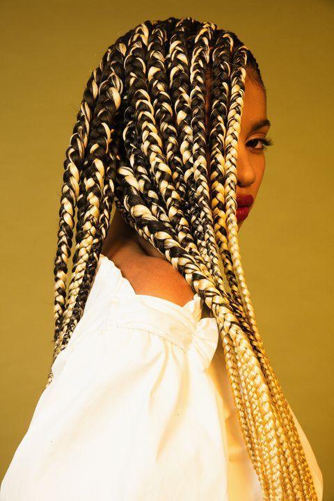 35 Lemonade Braids Styles For Elegant Protective Styling