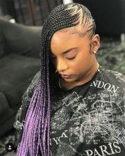 lemonade braids styles elegant