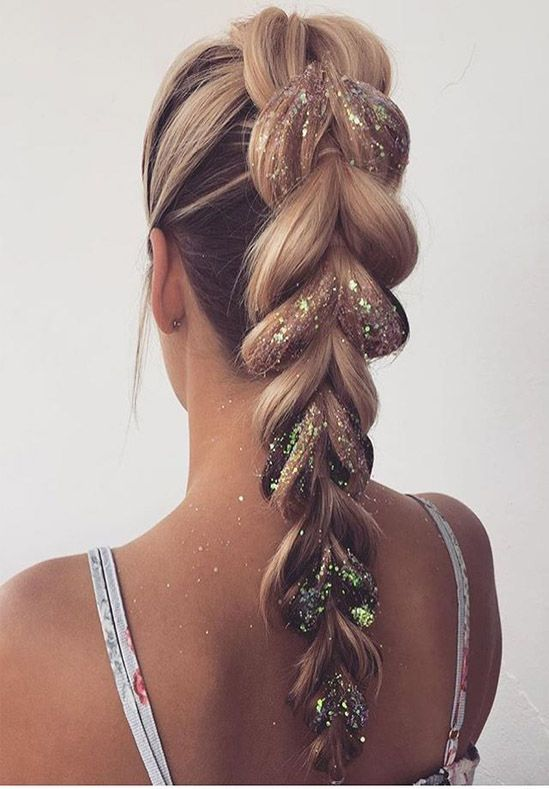 Most Beautiful Prom Hairstyles for Long Hair