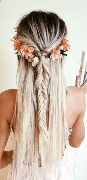 bridal hair 35 braided wedding