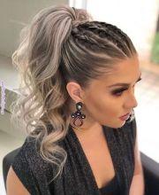 stylish prom hairstyles