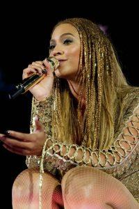 beyonce concert braids