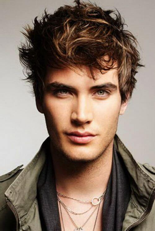 45 Popular Mens Hairstyle Inspirations 2014