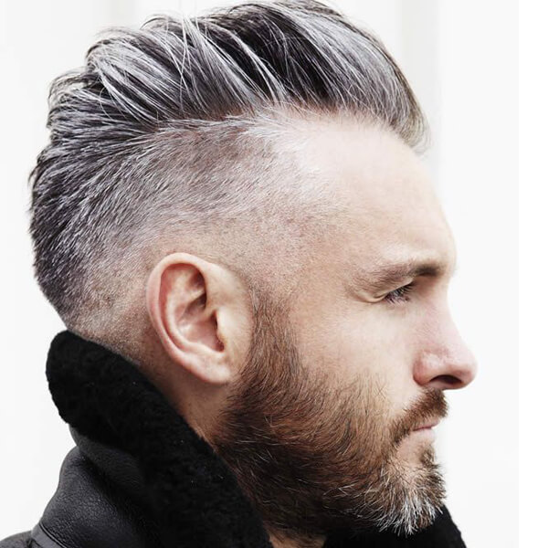 19 Amazing Beards And Hairstyles For The Modern Man