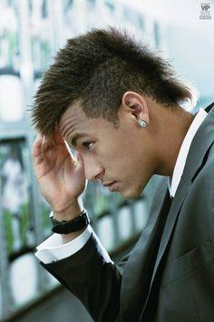 29 Of The Best Neymar Hairstyles 2014
