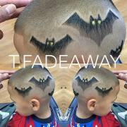 insanely cool haircut design