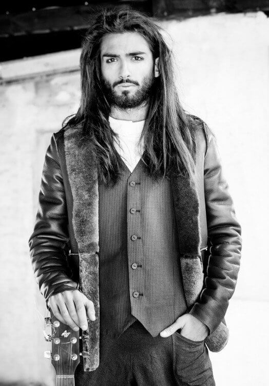 12 Long Hairstyles For Men Hairstyles Amp Haircuts For Men