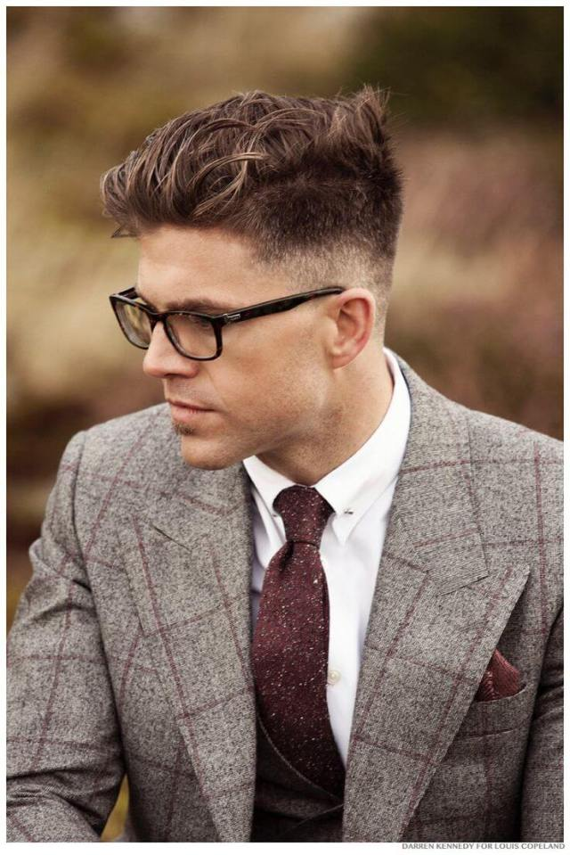 25 amazing mens fade hairstyles - page 24 of 25 - hairstyle