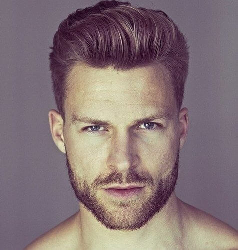 Mens Hairstyle For Thin Hair