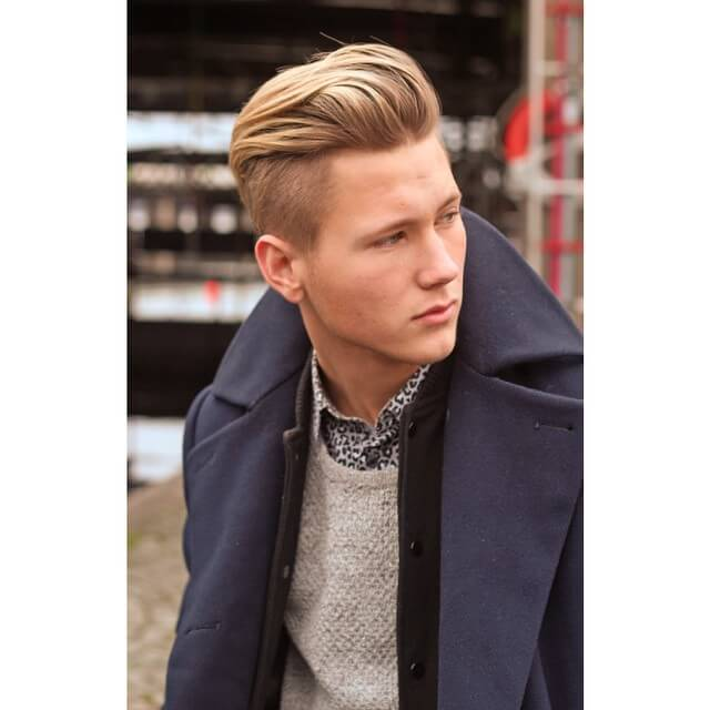 Undercut Mens Hairstyles