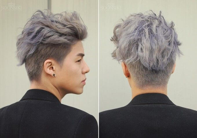 There Gray Hair Color