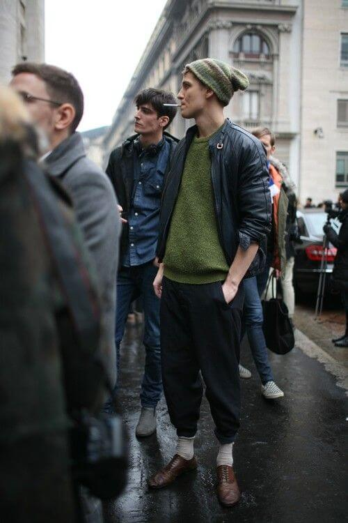 Mens Fashion The Slacker Look of 2015