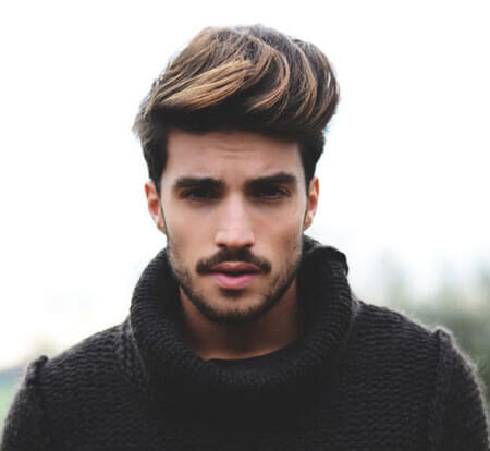MEN How Do I Choose A Hairstyle That's Right For Me?