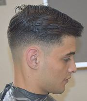 introducing taper fade