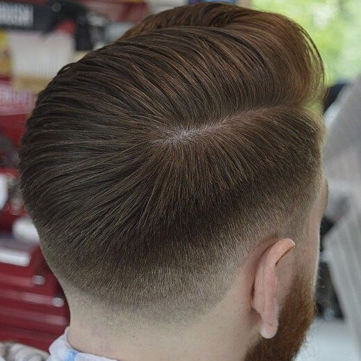 Introducing The Taper Fade An Essential For Modern Mens