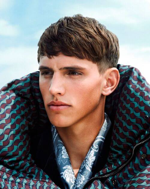 Introducing The Modern Bowl Cut Hairstyle Hairstyles