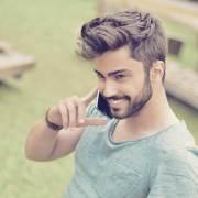 short men's hairstyles of