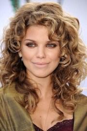 celebrity curly hair women