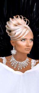 amazing wedding updos - hairstyle