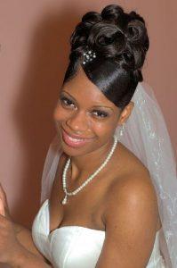43 Black Wedding Hairstyles For Black Women In 2019