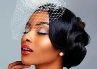 43 Black Wedding Hairstyles For Black Women - Hairstyles ...