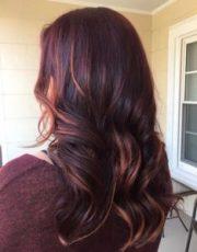 lovely layered long hair
