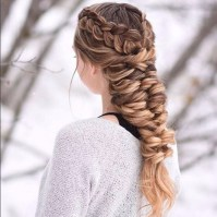 thick-elsa-braid-hairstyles   Hairstyles & Haircuts for ...