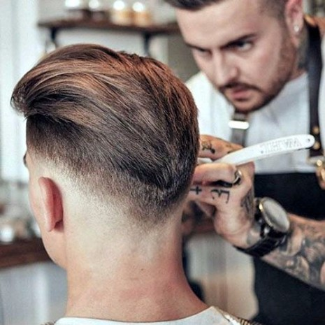 Wonderful! 35 Of The Top Men's Fades Haircuts