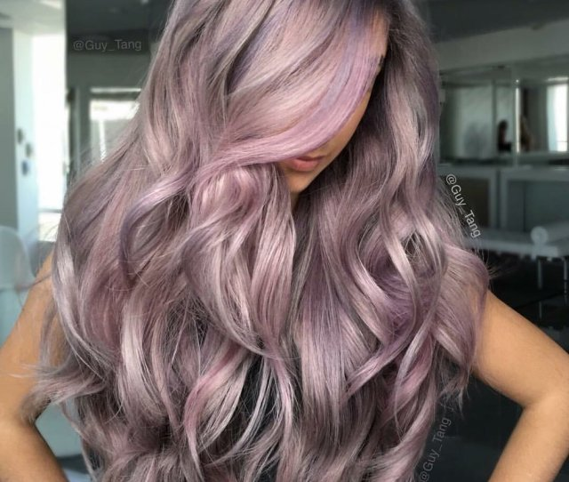 Metallic Hair Dye What It Is And How To Get It