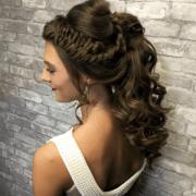 prom hairstyles trending instagram