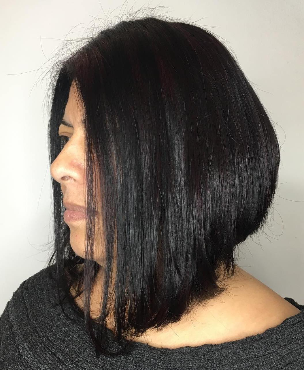 How To Soften A Blunt Haircut : soften, blunt, haircut, Variations, Shoulder, Length