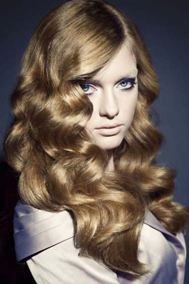 Prom Hairstyles Wavy Prom Hairstyles Inspiring Photos Of