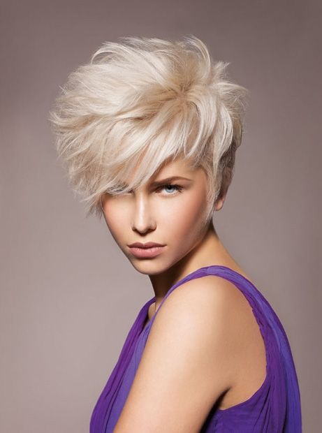 Short hairstyles for 2014  2019 Haircuts Hairstyles and