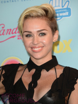 Celebrity Hairstyles From 2013 Teen Choice 2019 Haircuts