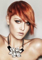 hottest asymmetrical hairstyles