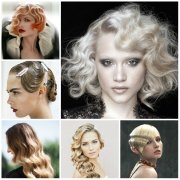 retro finger wave hairstyles 2016
