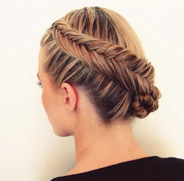 Coolest Braided Updo Hairstyles 2016 2017 Haircuts Hairstyles