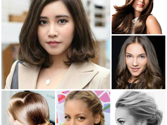 casual office hairstyle ideas for 2016 | 2017 haircuts, hairstyles