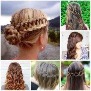 cutest waterfall braid hairstyles