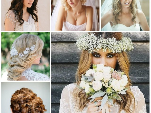 elegant wedding hairstyle ideas for 2016 | 2017 haircuts
