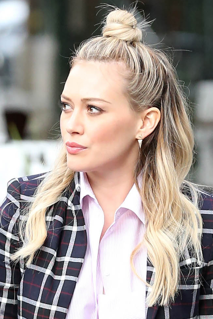 2016 Street Hairstyle Ideas From Celebrities 2019
