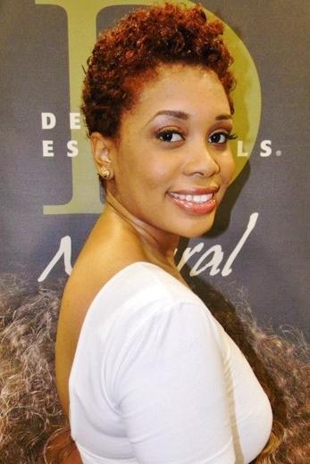 2016 Trendy Short Natural Afro Curls 2019 Haircuts
