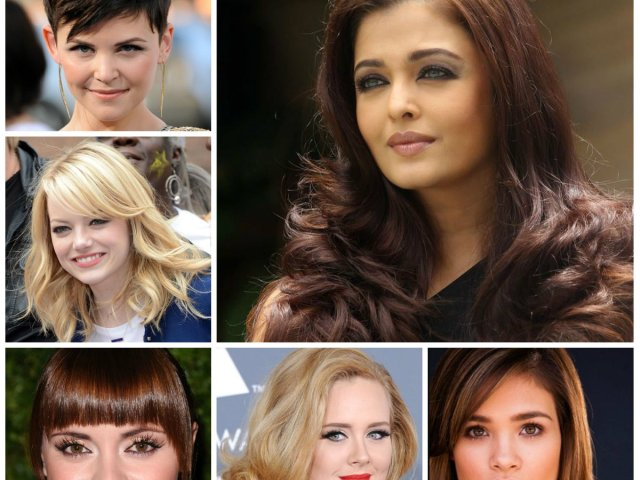 hairstyles for round faces | 2017 haircuts, hairstyles and hair colors