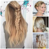 2016 Hottest Hairstyles with Fishtail Braids | 2019 ...