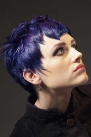 asymmetric bangs hairstyles