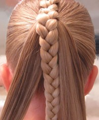 Braided Ponytail Hairstyles for 2016 | 2019 Haircuts ...